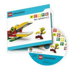 Preisvergleich Produktbild LEGO® education WeDo Software 1.2 3009997