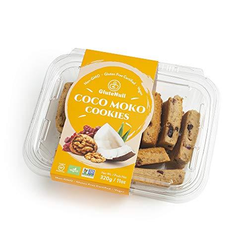 Glutenull Coco Moko Cookies - Vegan, Gluten Free, Non GMO, 11 Ounces