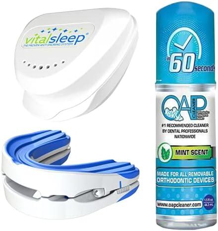Top 10 Best vital sleep anti snoring mouthpiece Reviews