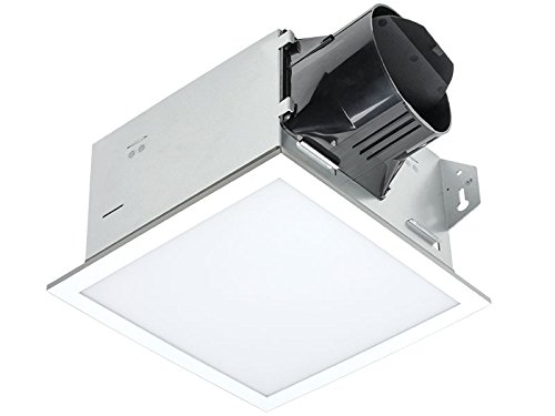 Delta BreezIntegrity ITG100ELED Dimmable Edge lit