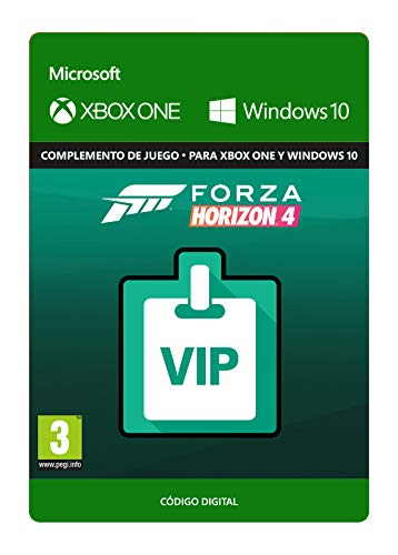 Forza Horizon 4 VIP Membership | Xbox One - Código de descarga