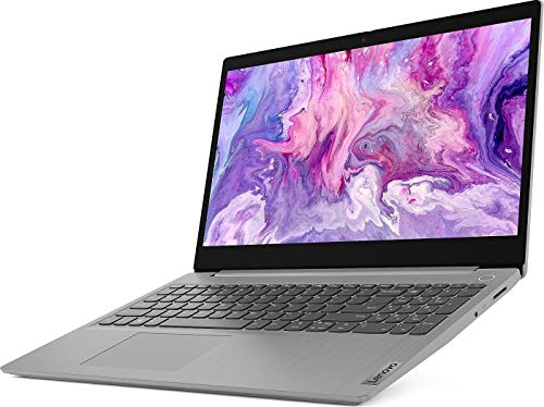 Lenovo (15,6 Zoll FullHD matt) Laptop (AMD Ryzen 5 4500U 6X 2.3 GHz, 8GB DDR4 RAM, 256GB M.2 SSD, AMD Radeon Graphics Windows 10 Pro) grau