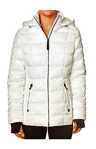 Nautica Women's Water Resistant Winter Puffer Jacket