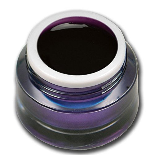 5ml Farbgel Glasgel Lila Premium Colorgel RM Beautynails