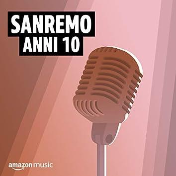 Sanremo - Anni 10