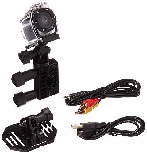 Vivitar DVR685HD 5.1MP Mini Digital Sports Camcorder (Silver)