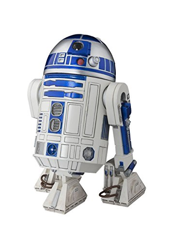 BANDAI S.H.Figuarts Star Wars R2-D2 (A New Hope) 90mm ABS PVC Action Figure (Re-Release)
