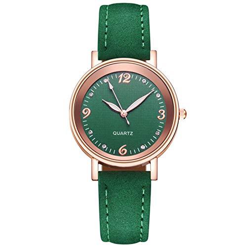Relojes Reloj De Mujer Simple Vintage Reloj De Esfera Pequeña Relojes De Lujo Reloj De Cuarzo Dial De Acero Inoxidable Relojes Casuales F