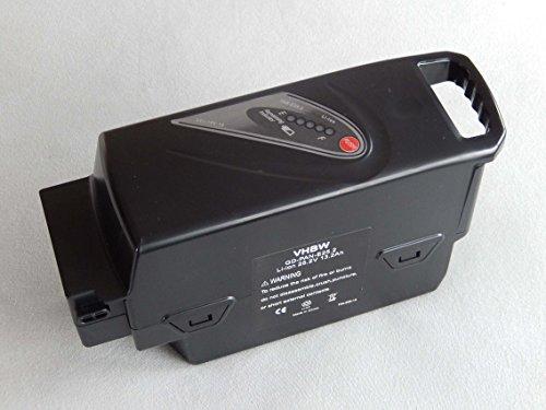 vhbw Batería Li-Ion 13200mAh 13.2Ah (25.2V) para E-Bike Bicicleta eléctrica como Panasonic...