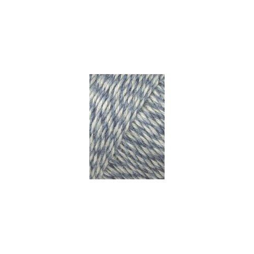 Lang Jawoll Superwash Sockenwolle Farbwahl (151 - grau blau weiß)