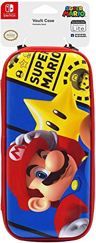 Nintendo Switch Premium Vault Case (Mario Edition) by HORI - Officially Licensed by Nintendo