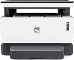 HP Neverstop 1202nw 5HG93A, Stampante Laser A4 Multifunzione con Serbatoio Toner a Ricarica Rapida, Stampa, Copia,...