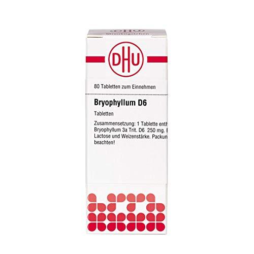 DHU Bryophyllum D6 Tabletten, 80 St. Tabletten