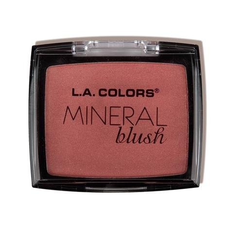 (3 Pack) L.A. COLORS Mineral Blush - Tender Rose