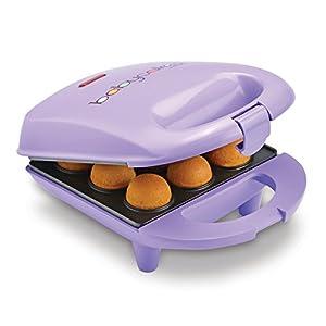 Babycakes Mini Cake Pop Maker, Lilac, 9-Pop (CPM-20) by Select Brands Inc (Kitchen)