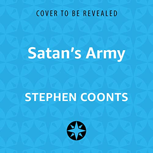 Satan's Army audiobook cover art