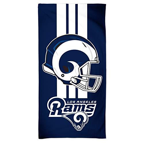 McArthur NFL Strandtuch 150x75 cm Los Angeles Rams
