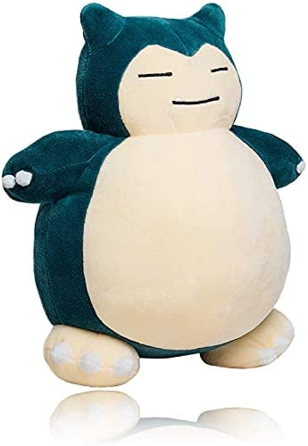 Snorlax pillow bed _image0