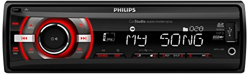 Philips CE133 - autoradio (RDS AM/FM, MP3, USB, Auto lettore SD/SDHC)