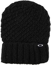Oakley Men's Mix Yarn Beanie Hats,One Size,Blackout