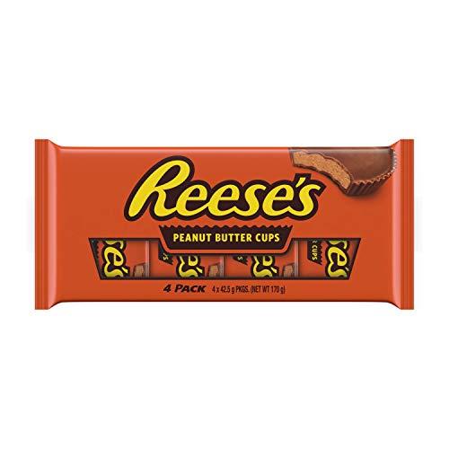 Reeses Peanut Butter Cups Multipack 4 - Erdnussbutter-Cup Multipack, 1 Stück (170 g)