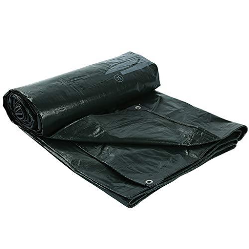 Heavy Duty Tarpaulin Regendichte doek waterdicht plastic zonnebrandkussen doek zeildoek tent truck steiger schaduw schaduw 5 * 8m