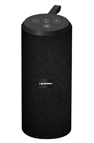 Blaupunkt MP3760-133 Tragbarer Lautsprecher, kompatibel mit Bluetooth, 10 W, Schwarz
