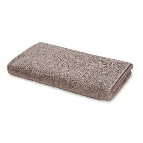 möve Superwuschel Saunatuch 80 x 200 cm aus 100% Baumwolle, cashmere