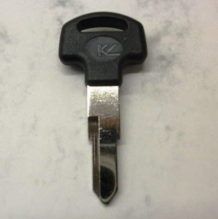 Ersatzschlüssel für Mont Blanc Vista Dachboxen, 900er Serie. Der Schlüsselcode steht direkt auf dem Schloß. MB - Code 989