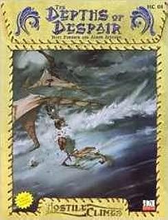The Depths of Despair: Hostile Climes (D&D d20 Fantasy Roleplaying)