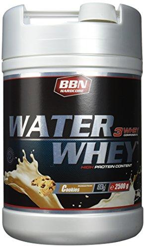 EMPFEHLUNG - BBN Hardcore Water Whey