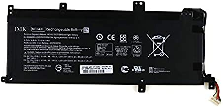 IMK Compatible MB04XL Laptop Battery Replacement for HP Envy X360 M6 M6-AQ105DX M6-AQ003DX M6-AQ005DX Convertible PC 15 Series Notebook HSTNN-UB6X 843538-541 844204-850 15.4V 55.67Wh