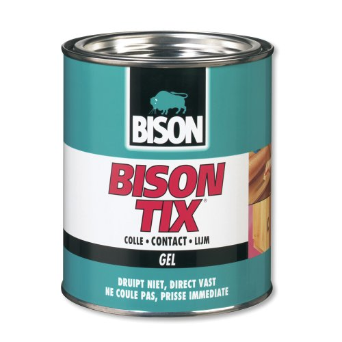 Carpoint Bison 1820012 1305250 Tix Kontakt Kleber Gel 250 ml