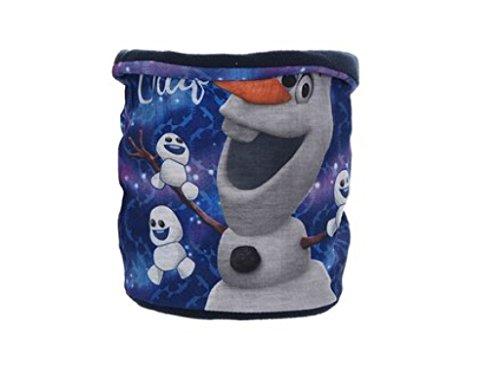 Disney Frozen Eiskönigin Schlauchschal mit Olaf (navy)