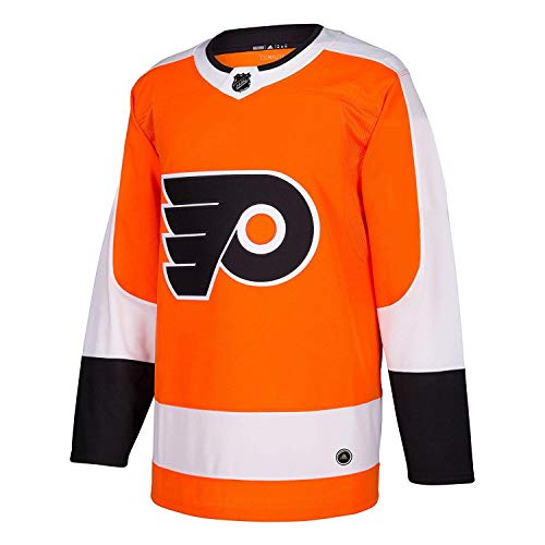 adidas Philadelphia Flyers Authentic Pro NHL Trikot Home, 44 (XS)