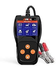 ANCEL BA201 Auto 12 V 100-2000 CCA acculader tester auto starter zwengel generator laadsysteem digitale analysator auto badkamer cell test tool