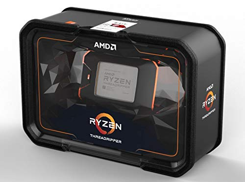 AMD Threads Ryzen Threadripper processor Ryzen 2990WX zwart