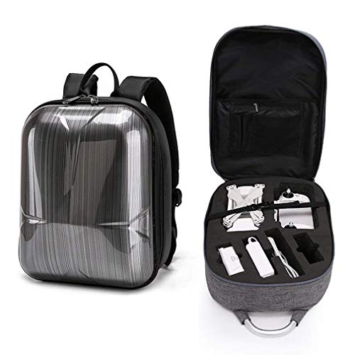 Linghuang Impermeable Hard Shell Mochila para Xiaomi FIMI X8 SE RC Drone Quadcopter y Accesorios