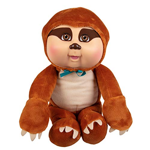 Cabbage Patch Kids Cuties Collection, Sammy Sloth Cutie Baby Doll - Amazon Exclusive - 9'