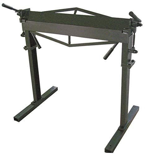 Lowest Price! Metal Brake With Stand, Dayton, 45J326