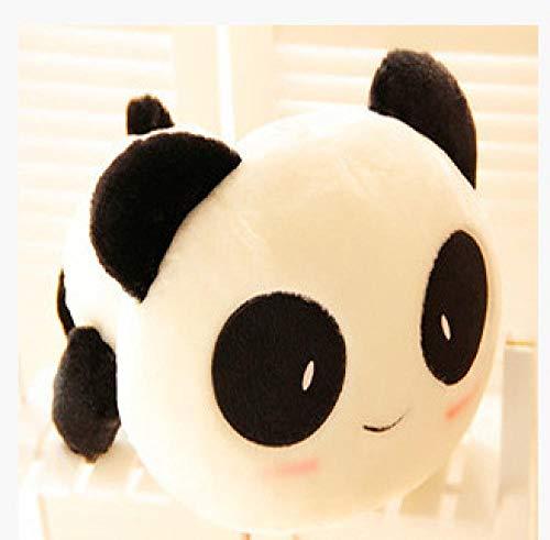 Tapiz de juguete muñeca de peluche, muñeca gigante panda gigante CHFYG (color: gota, tamaño: 55 cm)