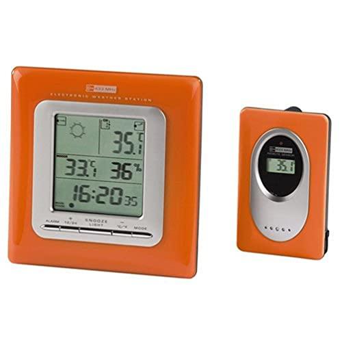 Hama Station météorologique électronique EWS-500 orange