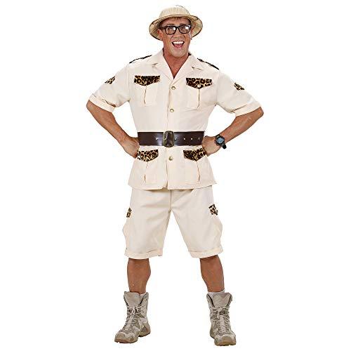 Widmann - Kostüm Safari Mann