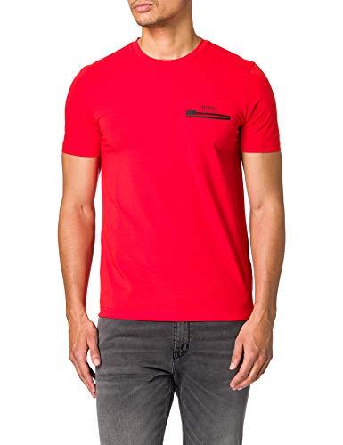 BOSS tee 14 10234064 01 Camiseta, Talla Mediana Red618, XXXL para Hombre
