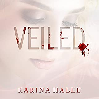 Veiled audiobook cover art