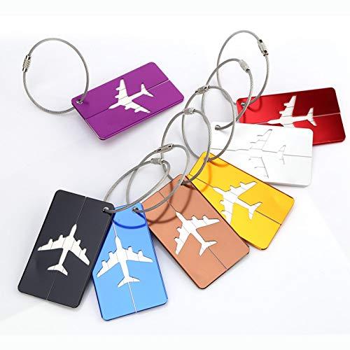 xiji Etichetta della Valigia, Marca della Valigia dell'Etichetta Robusta, per Il Bagaglio da Viaggio della Valigia Vai all'estero