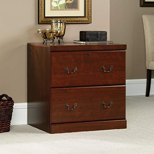 Sauder Heritage Hill Lateral File , Classic Cherry finish