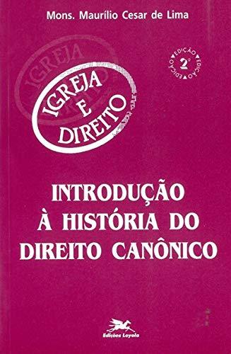 Introdução à história do direito canônico: 9