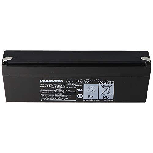 Panasonic LC-R122R2PD Akku LC-R122R2PG Akku 12 Volt 2,2Ah [Elektronik]
