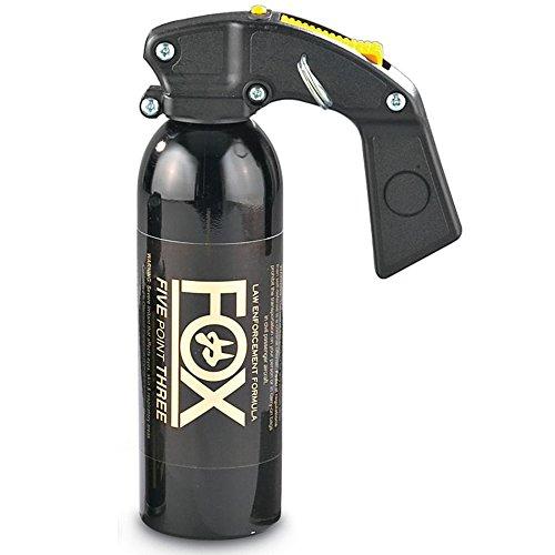 Fox Labs 5.3 Million SHU UV Marking 1 lb. Pistol Grip Safety Pin Pepper Spray